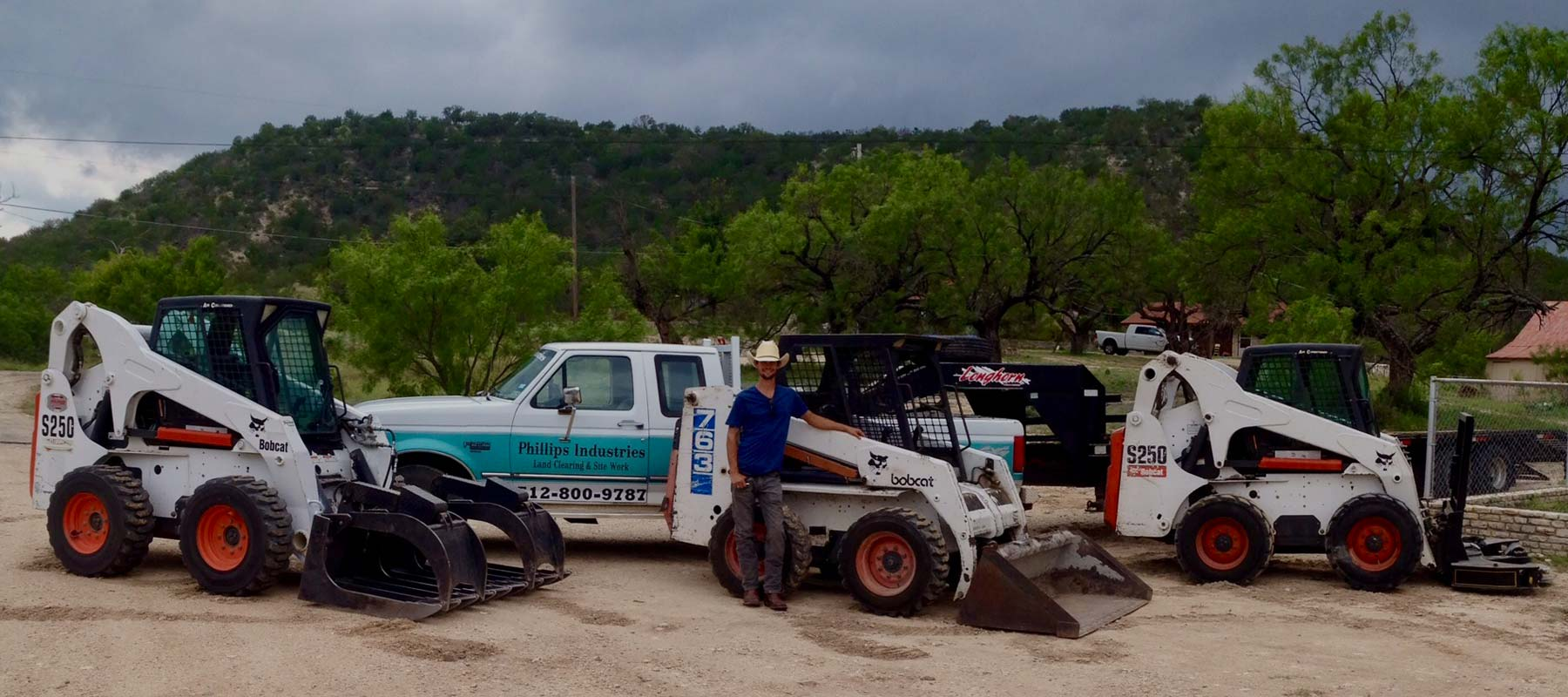 Land Clearing Company in Texas