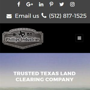 Phillips Industries New Website