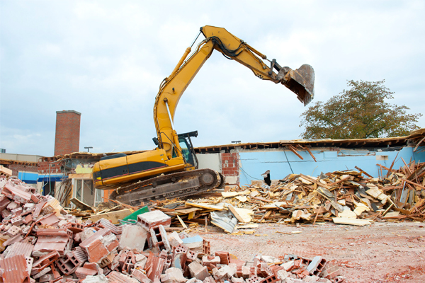 What to Know About Demolition